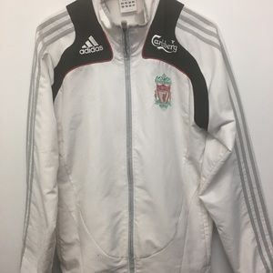 Adidas Liverpool Football Club Jacket